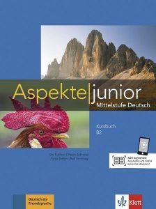 Aspekte junior, Kursbuch B2 mit Audios zum Download