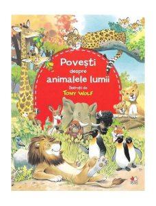 Povești despre animalele lumii