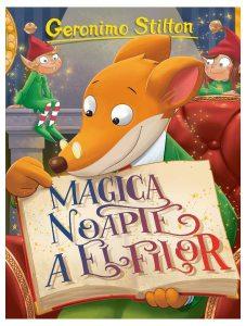 Magica noapte a elfilor. Geronimo Stilton