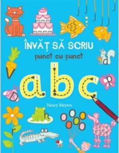 Invat sa scriu punct cu punct ABC