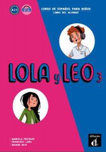 Lola y Leo 3. Libro del alumno (A2.1)   audio MP3