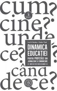 Dinamica educației pentru profesiile din jurnalism și comunicare. Impactul pieței forței de muncă
