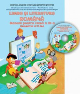 Manual limba si literatura romana, clasa a III-a, semestrul II (CD inclus)