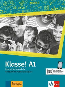Klasse! A1. Kursbuch mit Audios und Videos