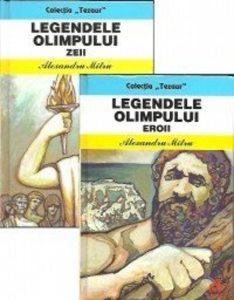 Pachet: Legendele Olimpului