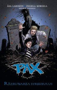 PAX - Razbunarea strigoiului Vol. 3