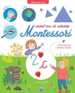 Caietul meu de activități Montessori