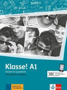 Klasse! A1. Übungsbuch mit Audios