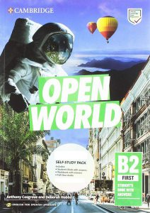 Open World First B2 Self-Study Pack (Student