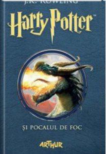 Harry Potter 4 - si pocalul de foc