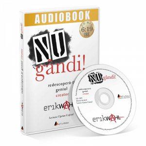 Nu gandi! - Audiobook