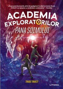 Academia exploratorilor (Vol.2) Pana șoimului