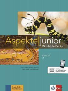 Aspekte junior, Kursbuch C1 mit Audios zum Download