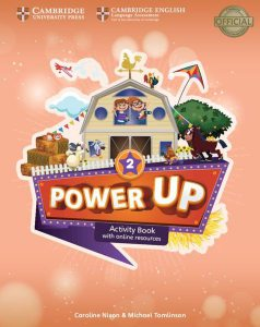 Power Up Level 2 Activity Book with online resources