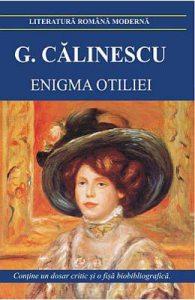 Enigma Otiliei ed.2017