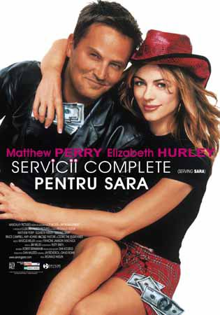 Serving Sara