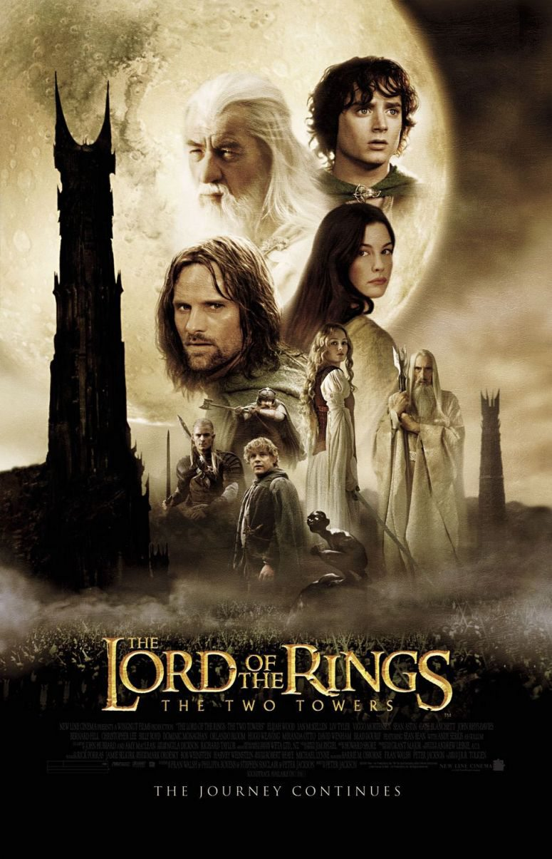 The Lord of the Rings: The Two Towers