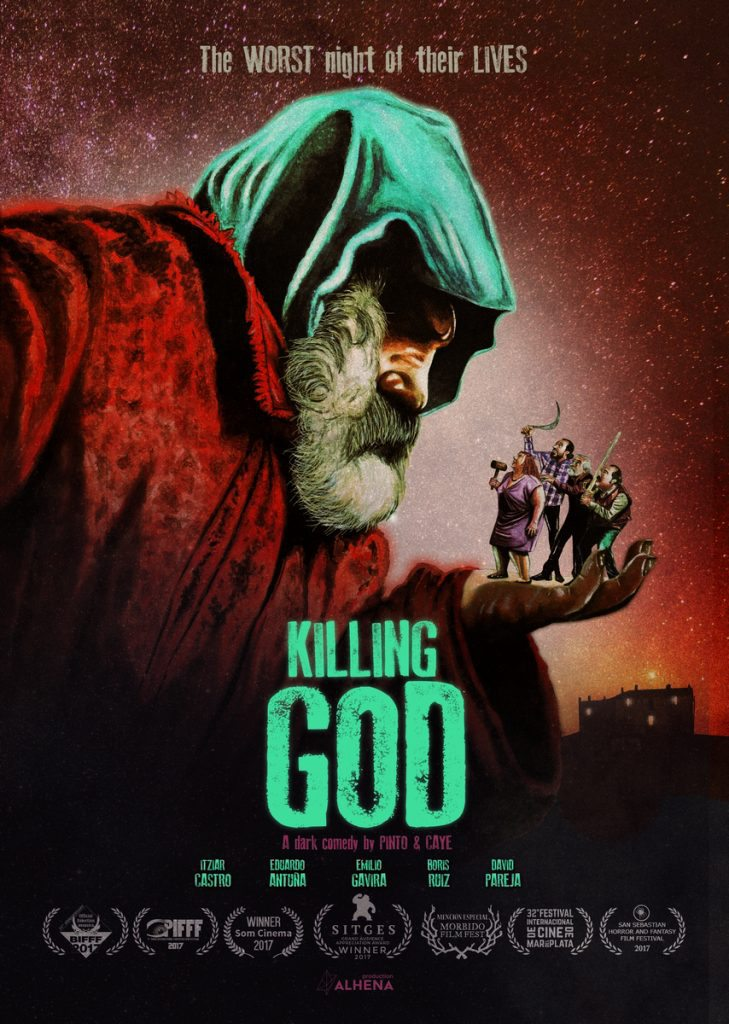 Matar a Dios